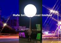 Cina Max 48000lm 1.6m Balon Inflatable Light Voltage100 ~ 240v Lampu Led Untuk Inflatables perusahaan