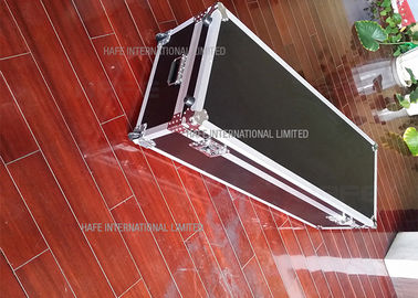 Exhibit Used Ata Flight Road Case Kotak Transportasi Colourful Two Liftout Trays Attached